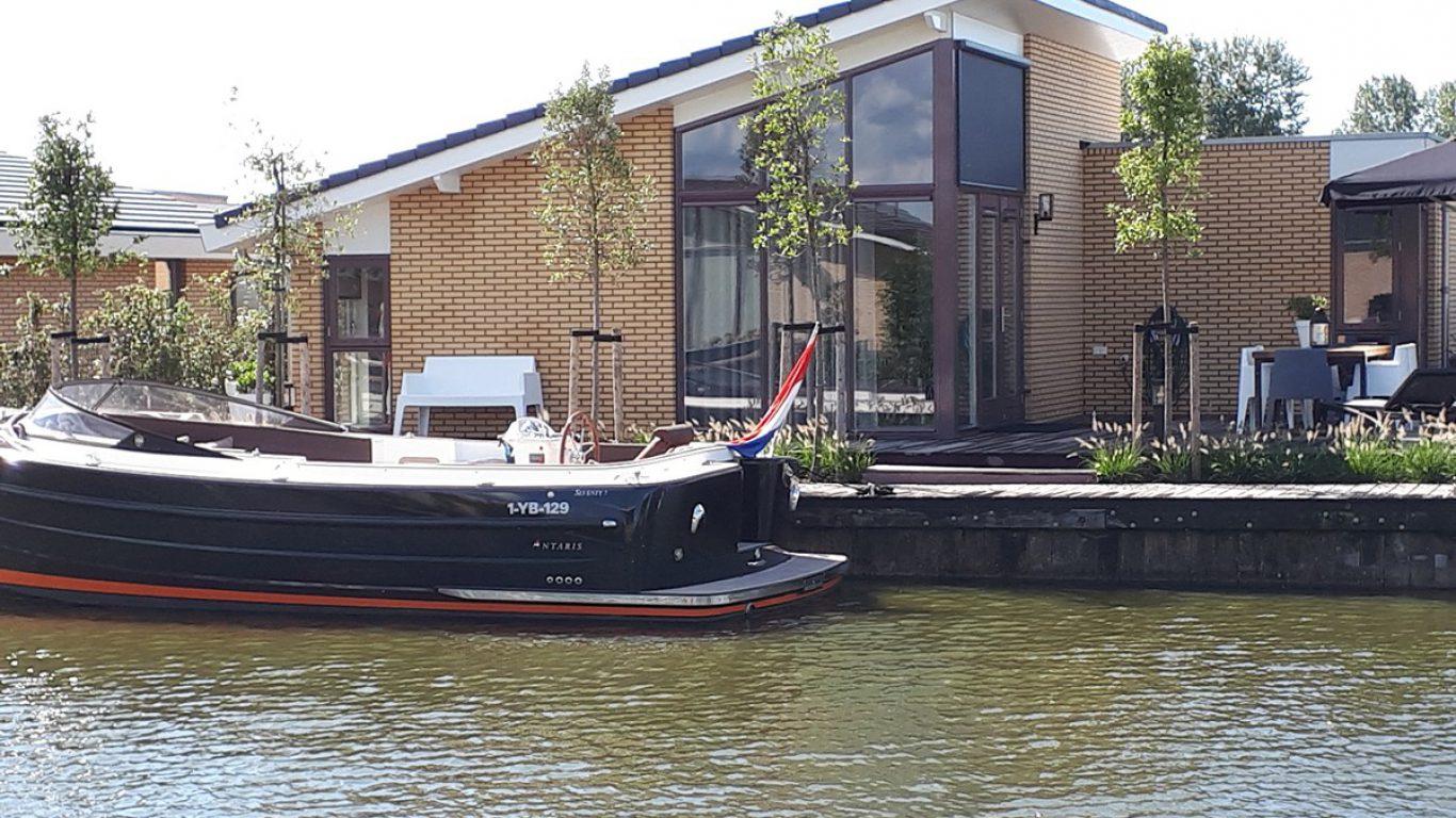 Vakantiehuis nr. 47 Marinapark Tacozijl Lemmer